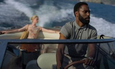 John David Washington in Tenet Featured Image