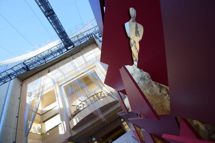 Preparations continue Thursday, February 23, 2017 for the 89th Oscars® for outstanding film achievements of 2016 which will be presented on Sunday, February 26, 2017 at the Dolby® Theatre and televised live by the ABC Television Network.