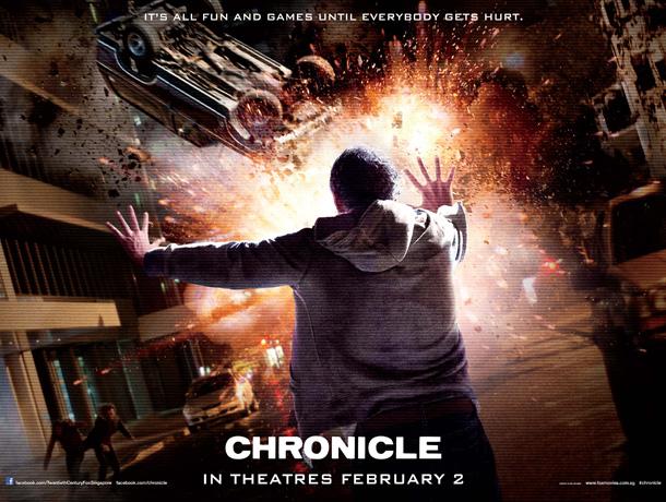 2012 Movie Poster: Movie Marker