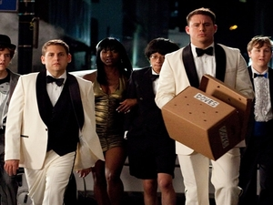 21 jump street outguns the competition at the box office cue sequel movie marker - 21 jump street box office ...
