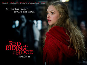 Red Riding Hood Movie Marker