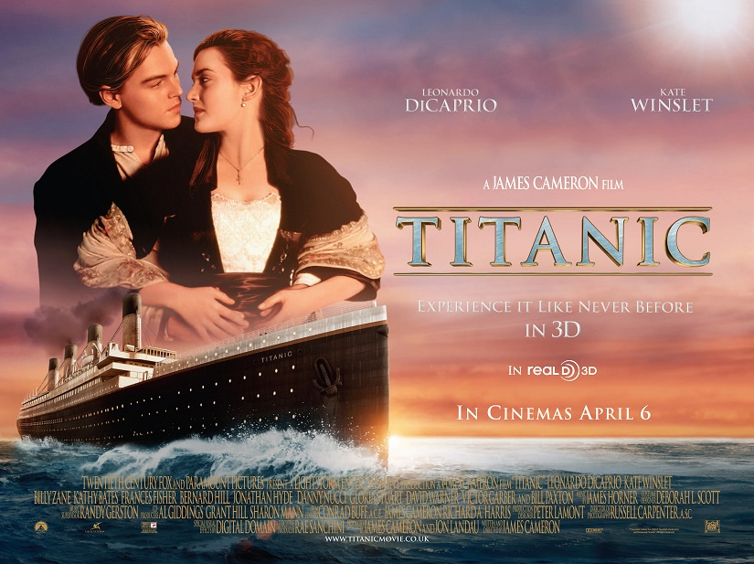 Titanic (1997) Full Movie Watch Online Free Download