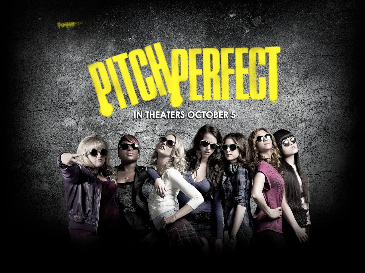 Pitch Perfect - Movie Marker