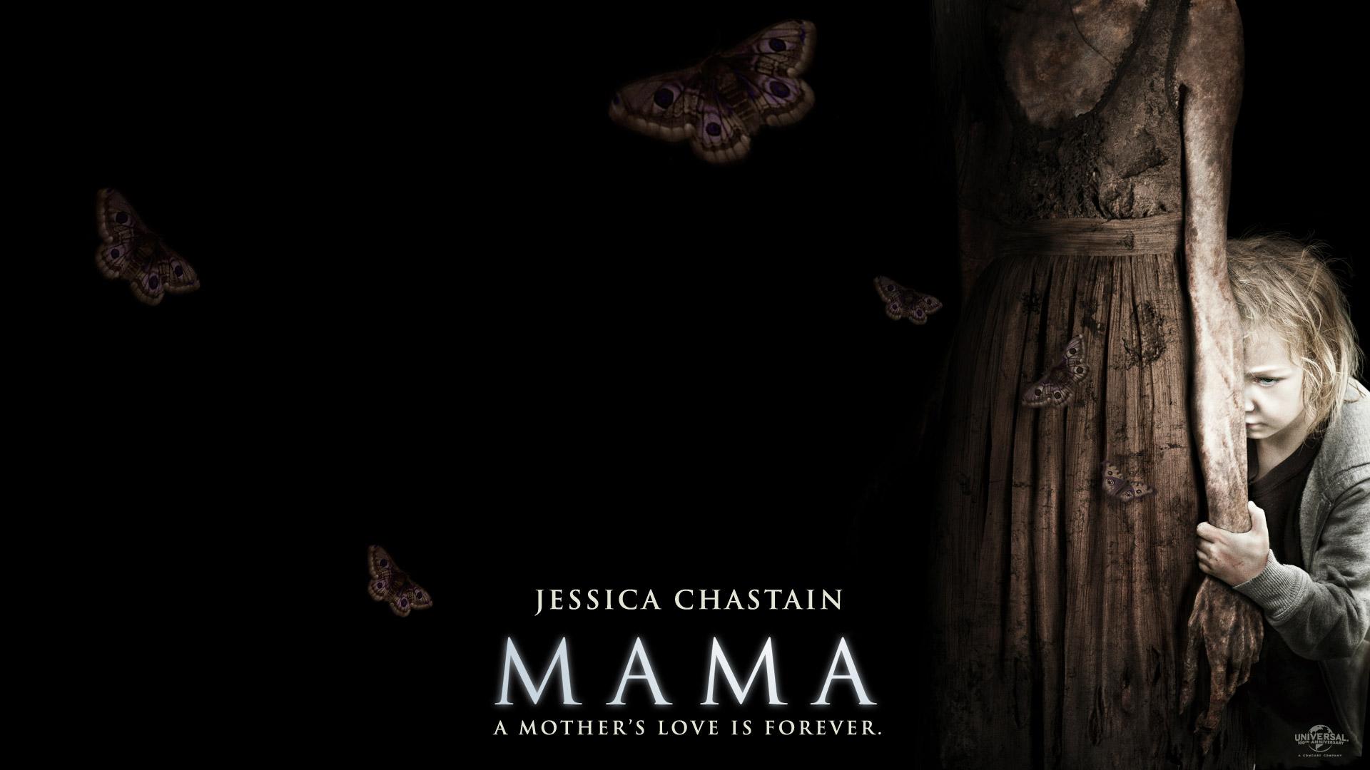 تحميل فيلم الرعب و الاثارة Mama 2013 مترجم بجودة 720p BluRay كامل