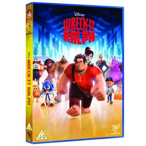 Wreck it Raplh dvd