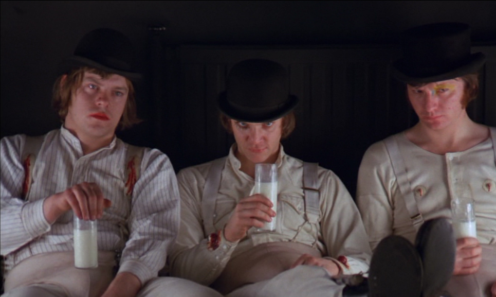 free will in a clockwork orange Michel ciment: since so many different interpretations have been offered about a clockwork orange, how do you see your own film stanley kubrick: the central idea of the film has to do with the question of free-will.
