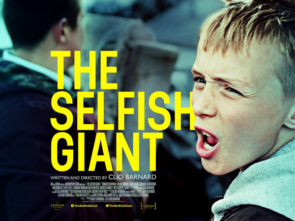 selfish giant The selfish giant movie reviews & metacritic score: two teenage best friends, arbor (conner chapman) and swifty (shaun thomas), work for a scrap dealer in br.