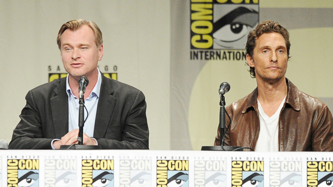 christopher-nolan-matthew-mcconaughey-comic-con-intersteller