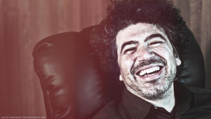 Miltos Yerolemou - The Boogeyman