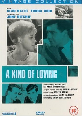 A Kind Of Loving DVD cover