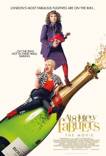 Ab Fab Poster
