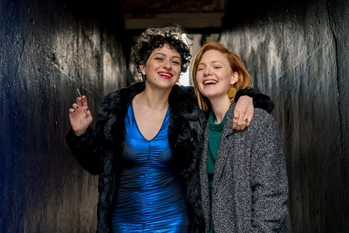 Alia Shawkat and Holliday Grainger
