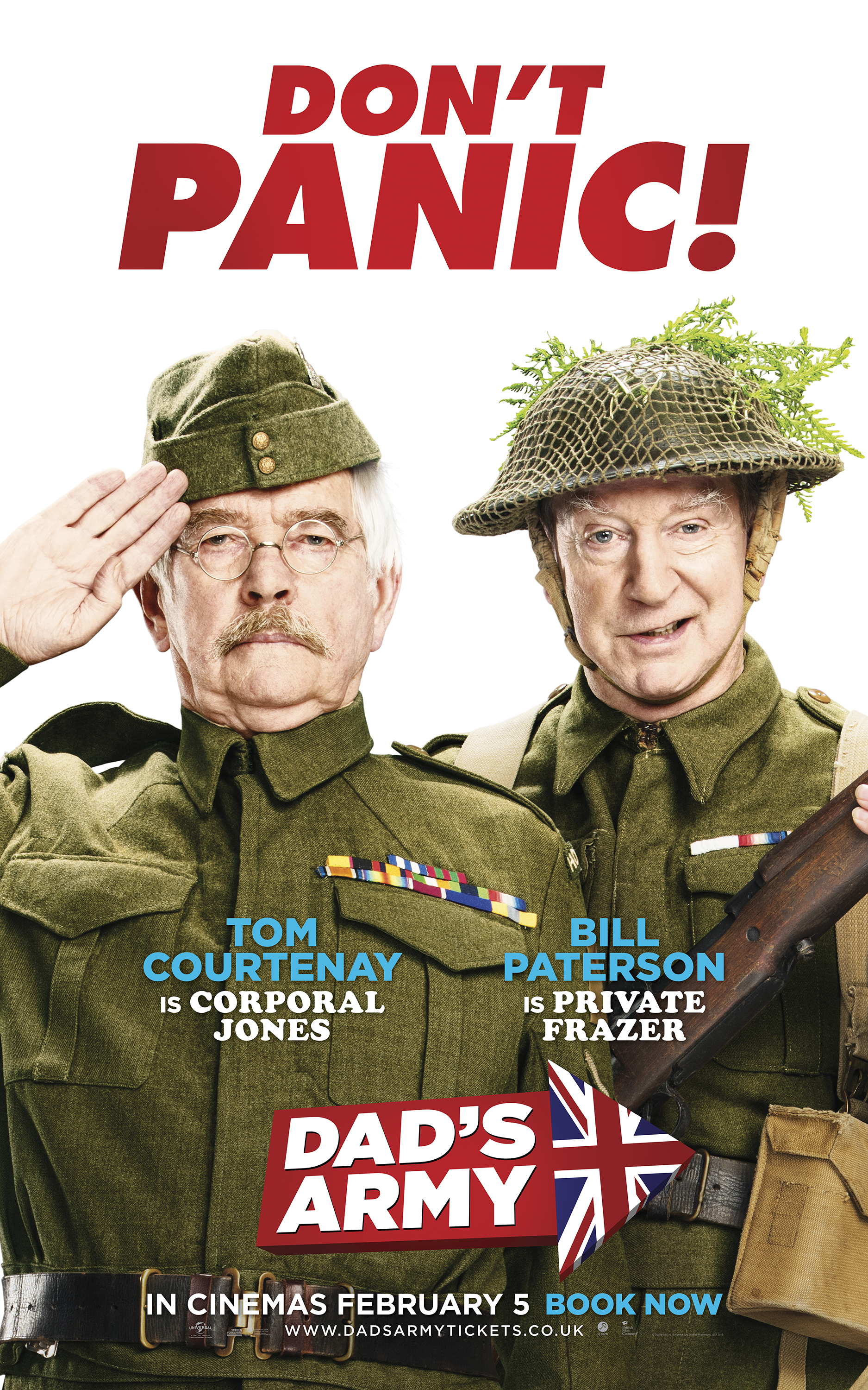 Courtenay and Paterson_DadsArmy