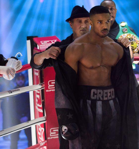 Michael B. Jordan in Creed