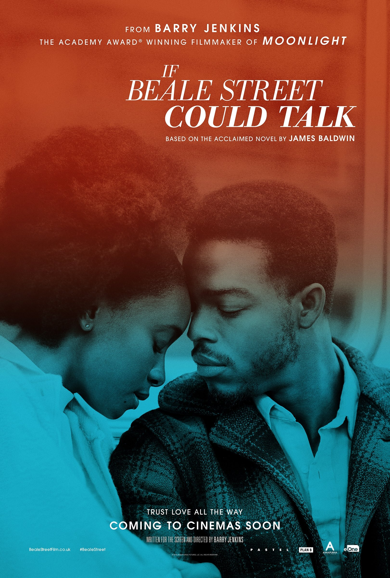 If Beale Street Could Talk Movie Marker