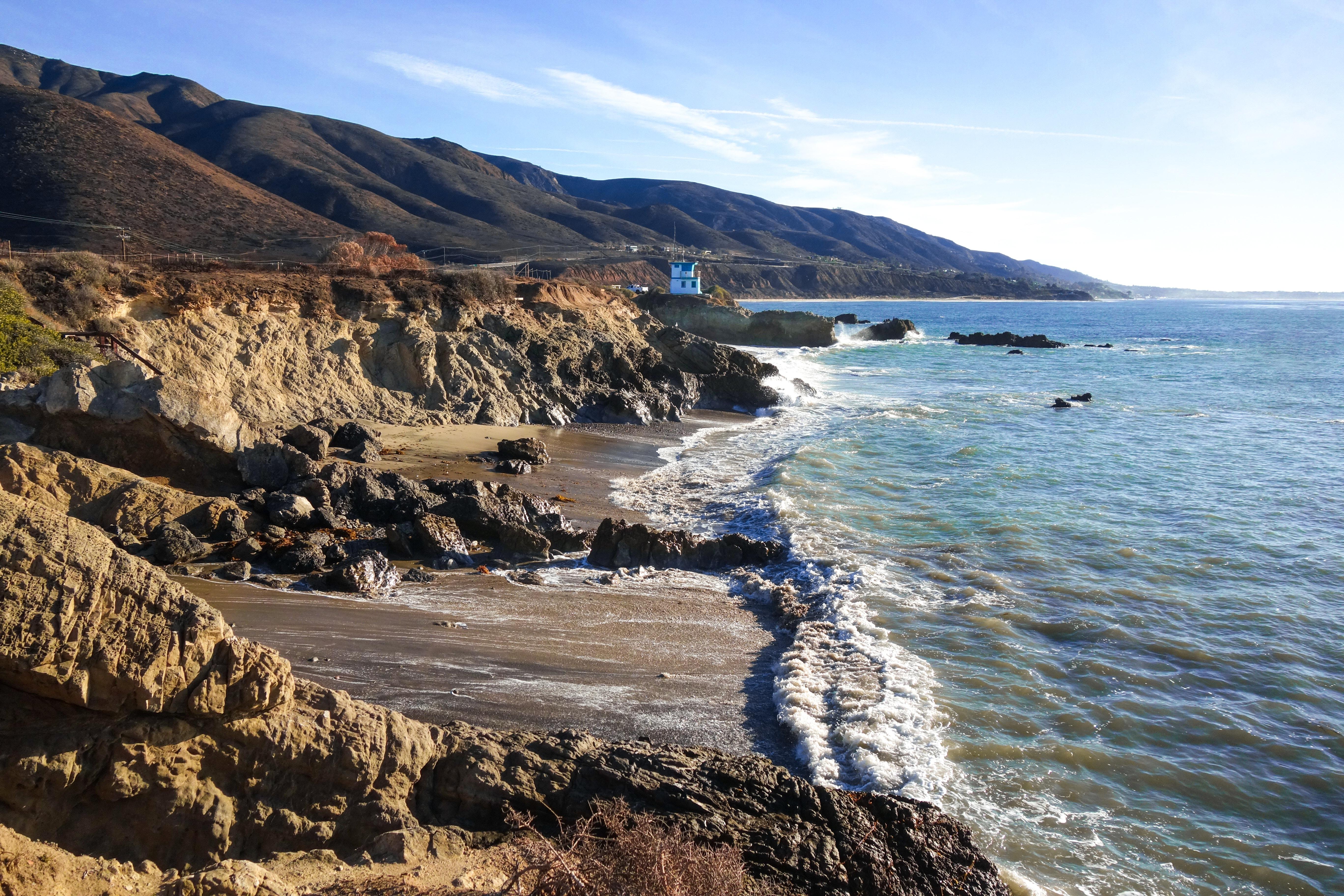 Inception – Leo Carrillo State Beach, near LA, California