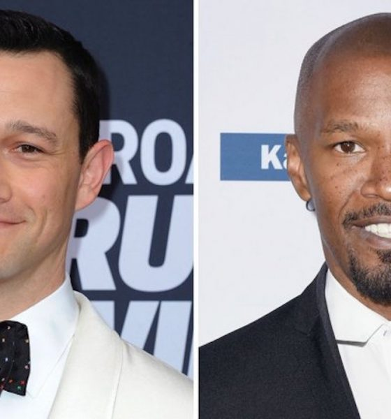 JGL Jamie Foxx Movie Marker