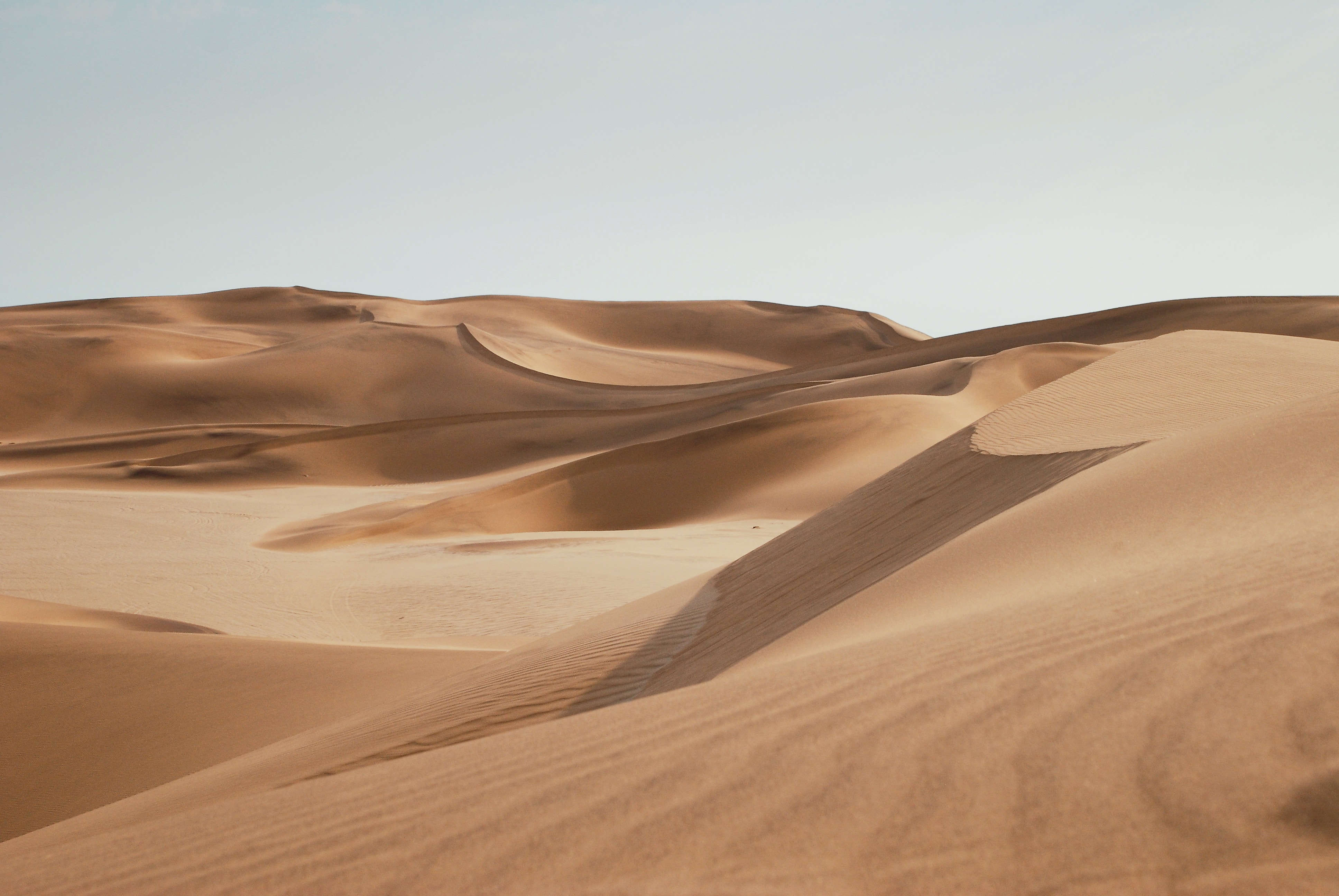 Mad Max – Namib desert, Namibia