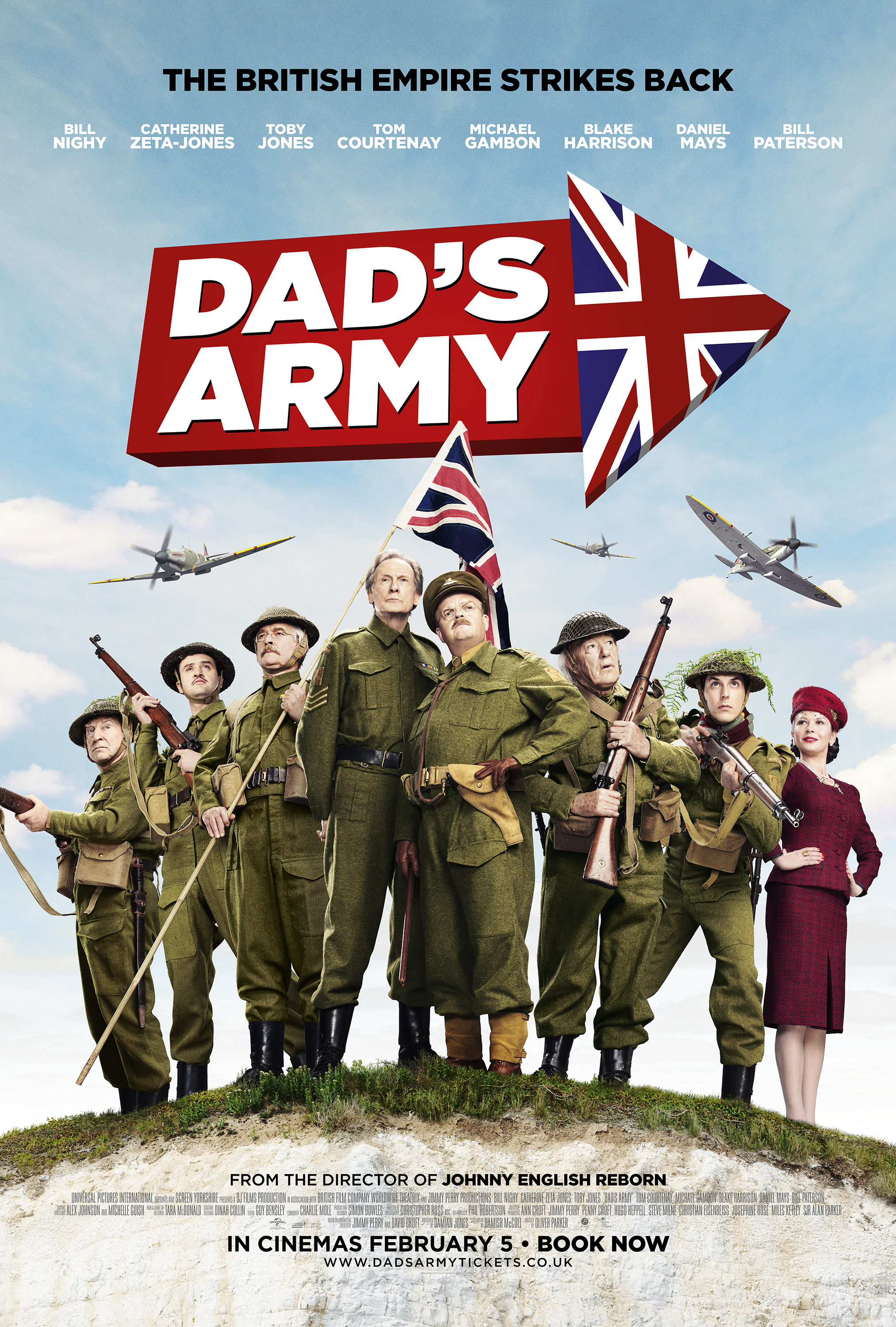 Dad's Army PG, Amy Robsart Hall, Syderstone PE31 8SD | The classic TV show is given an updated, big-screen treatment. | cinema, children