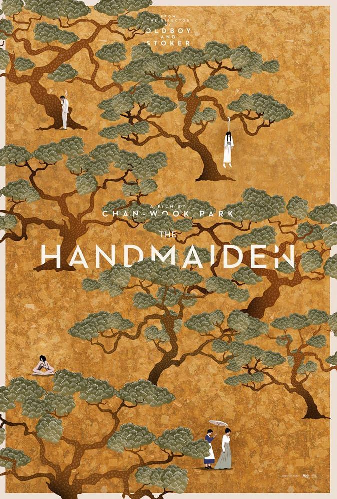 Poster - The Handmaiden