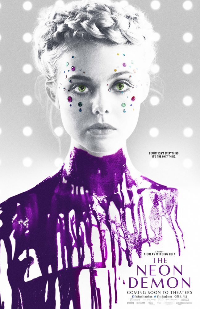 Poster - The Neon Demon