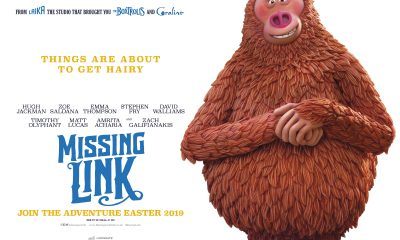 Missing Link Movie Marker