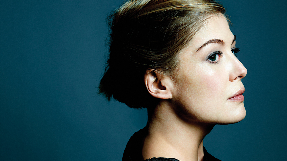 Rosamund Pike Movie Marker