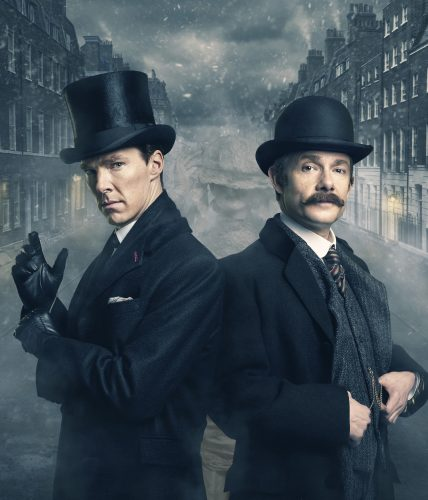 Sherlock leads the craft nominations
