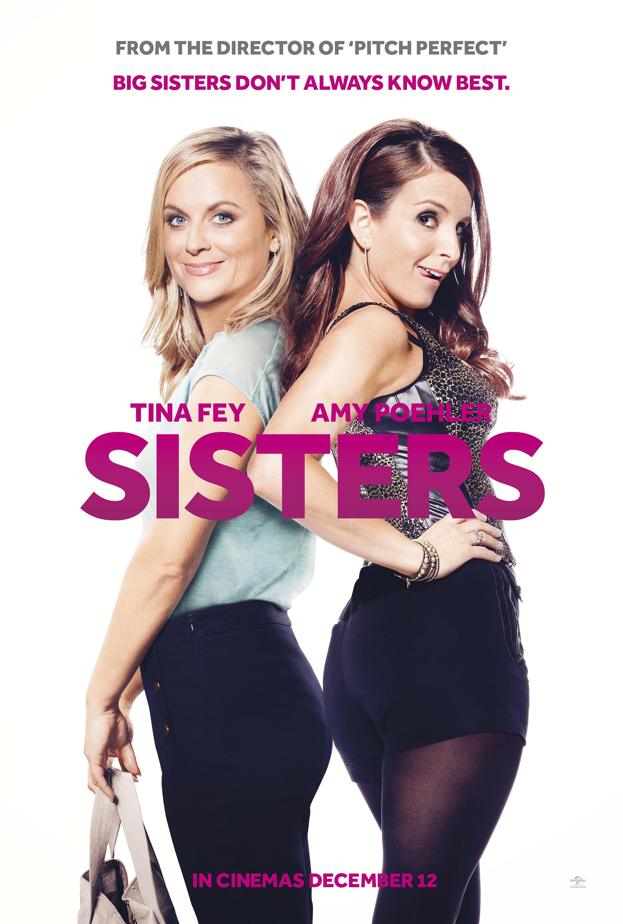 Sisters 1-sheet