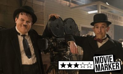 Stan and Ollie Rating Movie Marker
