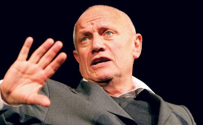 Steven Berkoff To Narrate Ambitious Adaptation Of Goethe's ...