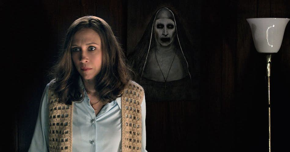 The Conjuring 3 Movie Marker