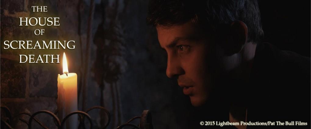 Thomas (Brett Dewsbury) in the Cellar
