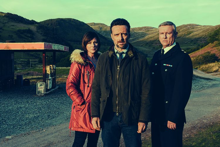 Y Gwyll/Hinterland receives nominations once again for Television Drama, Director: Fiction (Gareth Bryn), Actress (Mali Harries) and Actor (Richard Harrington