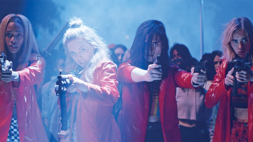 Assassination Nation 2 Movie Marker