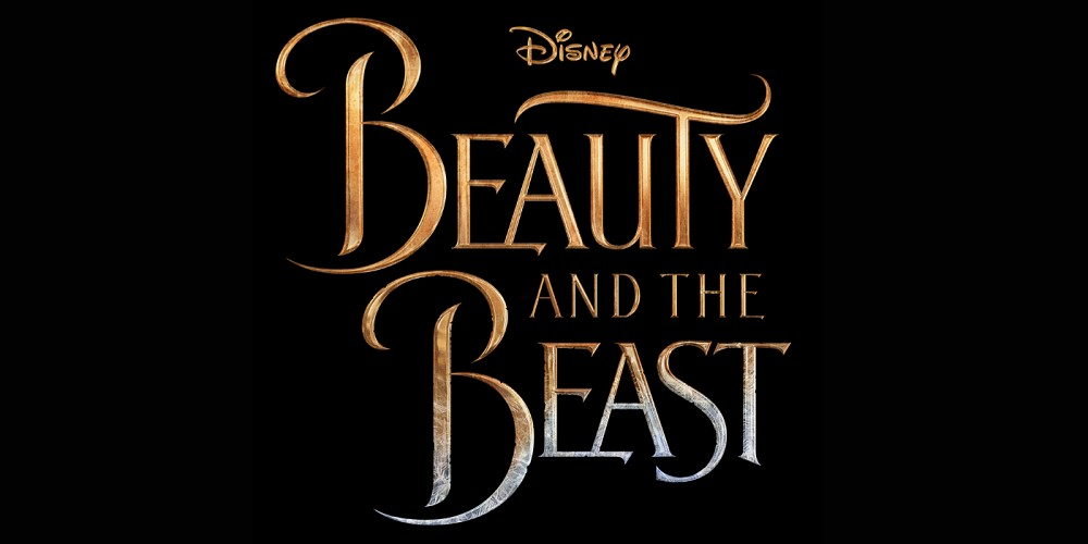 First Poster For 39 Beauty And The Beast 39 Movie Marker