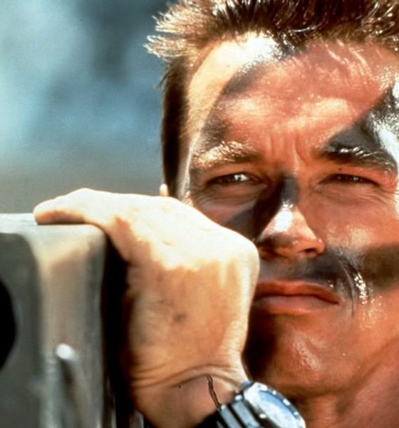 Arnie in Commando