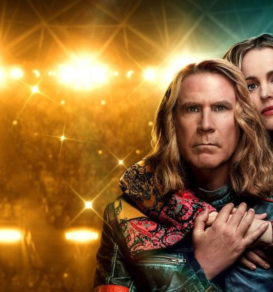 Eurovision Song Contest: The Story of Fire Saga - Will Ferrell and Rachel McAdams