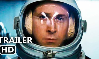 First Man Trailer Movie Marker