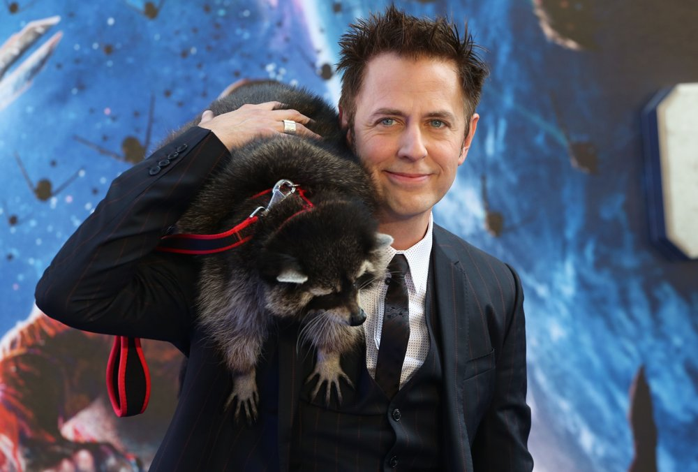 james gunn is fired from GOTG3