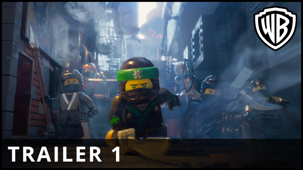 The Lego Ninjago Movie First Full Trailer Movie Marker