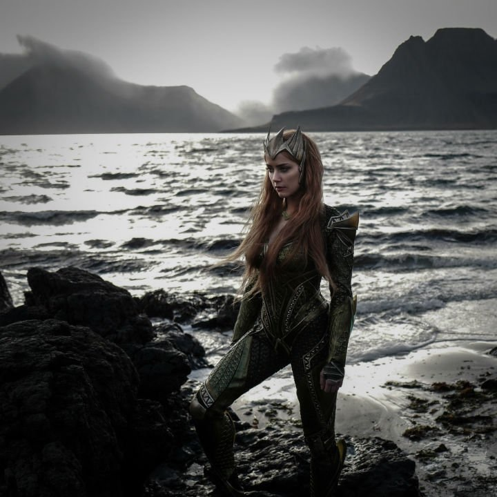 mera - justice league
