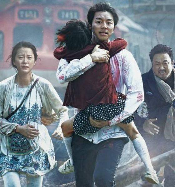 Train to Busan Movie Marker