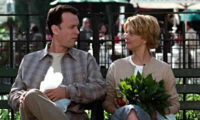 Tom Hanks and Meg Ryan in You've Got Mail